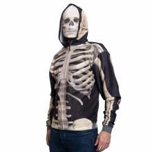 Skeleton Hoodie L