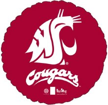 "Washington State Cougars ~ 18"""
