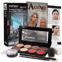 Student Makeup Kit Med Dark/Dark