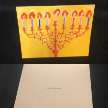 Cards Boxed Hanukkah