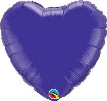 """Purple Heart ~ 18"""""""