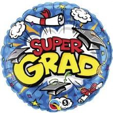 """Super Grad ~ 18"""""""