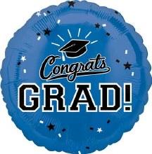 """Congrats Grad ~ BLUE 17"""""""