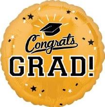 """Congrats Grad ~ GOLD 17"""""""