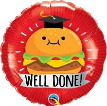 "Well Done Graduate ~ 18"""