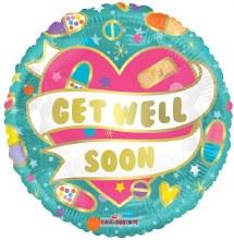 """Get Well Soon Kawaii ~ 18"""""""