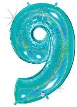 Megaloon Robin Blue Number 9