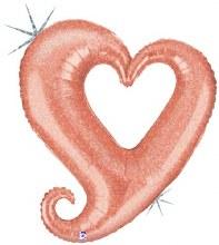 MYLR OS Open Heart RG 37in