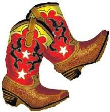 """MYLR OS Cowboy Boots 36"""""""