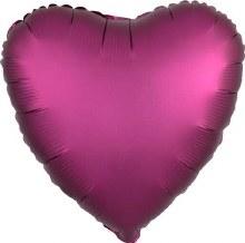 MYLR Heart SN Pmgrnt PK 17in