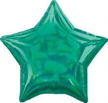 """Star ~ Iridescent Green ~ 19"""""""