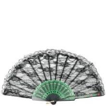Fan Lace Black