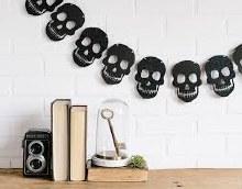 Skull Banner