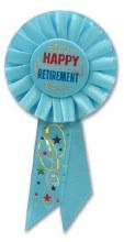 H Retirement Rosette