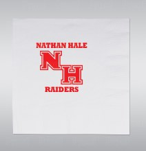 Nathan Hale Raiders Lunch Napkins 16ct