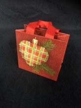 Mini Holiday Gift Bag