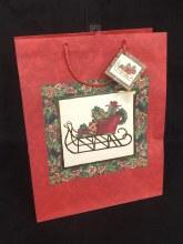 Gift Bag Merry Tidings