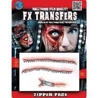 FX Transfers Zipper Face