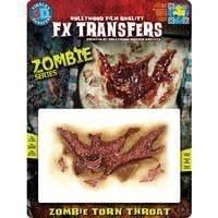 FX Transfers Zombie TornThroat