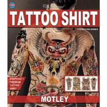 Tattoo Shirt Motley Metal Sm/Med