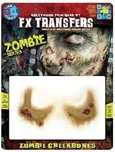 FX Transfer Zombie Cheekbones