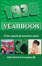 Yearbook 1930 Kardlet