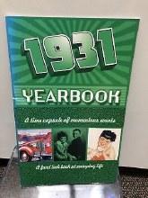 Yearbook 1931 Kardlet
