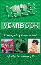 Yearbook 1933 Kardlet