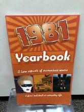 Yearbook 1981 Kardlet