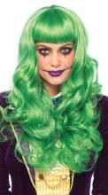 Wig Misfit Green