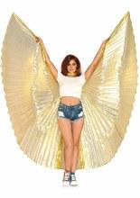 Cape Goddess Wings Gold