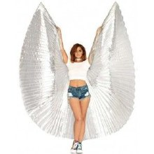 Cape Goddess Wings Silver