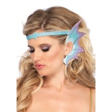 Mermaid Ear Piece Blue