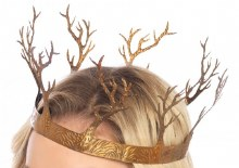 Crown Metal Forest Fantasy