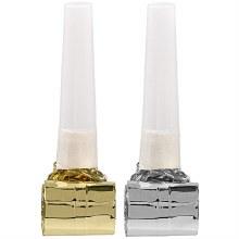 Bday Silver & Gold Blowouts 8pk