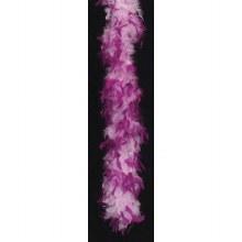 Boa Feather Pink / Purple