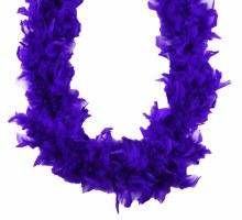 Boa Purple 72in