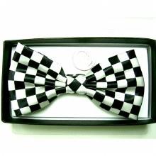 BowTie Checker B/W
