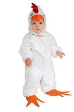 Little Chick White 10-12