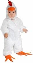 Little Chick White 6-8