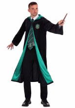 Slytherin Dlx Adult XL