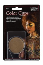 Color Cups Gold
