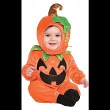 Cute As A Pumpkin 0-6M