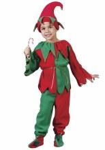 Elf Green/Red 12-14