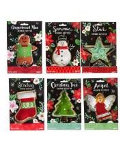 Christmas Cookie Cutter Asst.