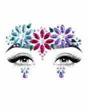 Face Jewels Dahlia