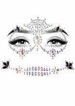 Face Jewels Calavera