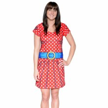 Cartoon Dress L