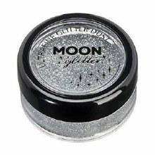 Moon Glitter Dust Silver 5g