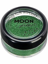 Moon Glitter Dust 5g Green